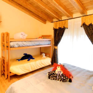 bed and breakfast con camere